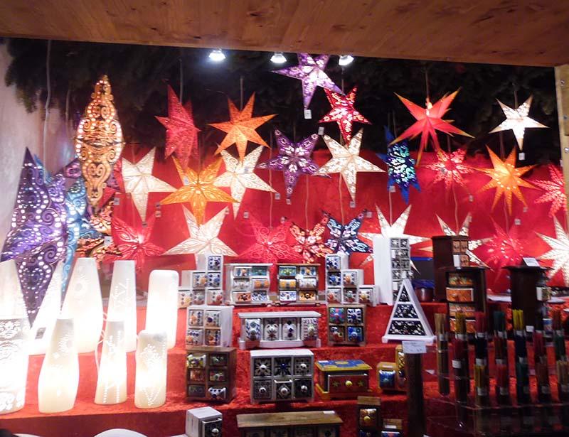 Добро пожаловать на рождественский рынок!