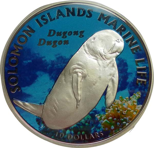 Puc9 Solomon Islands 10Dollars 2011
