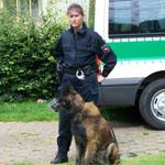 Polizei Hund