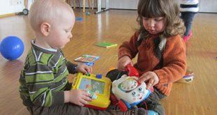 Zusammen spielen ist immer interessanter!..