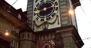 Часовая башня (Zytglogge). Фото С.В.