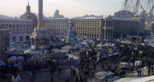 «Мирный Майдан». Foto v. Graf L.(Kiew)