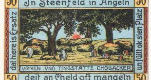 Puc3 Steinfeld 50 Pfennig 1920