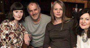 Dina Dronfort, Darko Vidovic, Polina Orynianskaya, Anna Germanov